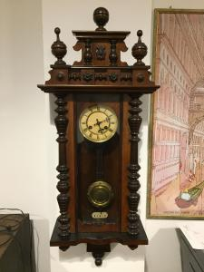 Lombard pendulum clock - early 900 - Liberty - working